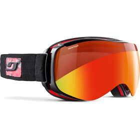 Julbo Starwind Black-Red/Snow Tiger/Multilayer Fire